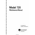 Rockwell Aero Commander Model 720 Maintenance Manual