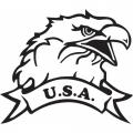USA #2! STICKER/DECAL!