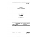 Beechcraft T-34A USAF Series Inspection Requirements Handbook T.0. 1T-34A-6