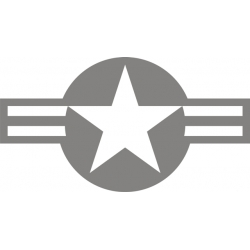 US Military Markings Logo,Decals!