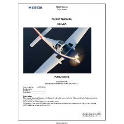 Tecnam US-LSA P2002 Sierra Flight Manual 2008