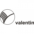 Valentin Aircraft Decal/Sticker 4 3/4''high x 10 3/8''wide!