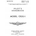 Vought-Sikorsky Model OS2U-1 Pilot's Handbook Report No.5183