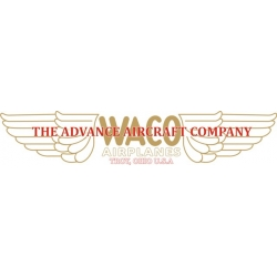 Waco Advance Aircraft Logo,Decals!