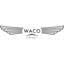 Waco Aircraft Logo,Decals!