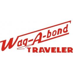 Wag A Bond Traveller Aircraft Logo,Decals!