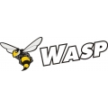 Pratt & Whitney Wasp Decal/Sticker 12.5''w x 4''h!