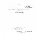 Flight Operating Instruction for the XP-51J 1945 $4.95