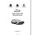 Jaguar XJ6(X300) 1995 Sedan Range Electrical Guide JTP476