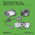 Cleveland  Wheels and Brakes AWBTSG0001-13 Technician's Service Guide $5.95